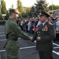 Более 700 курсантов отправятся из Ейска в части России