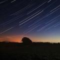 Ейчане увидят метеорный поток Ориониды