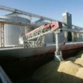 Ейский порт занимает второе место в крае по отгрузке зерна на экспорт