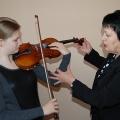 Юная скрипачка из Ейска будет играть в оркестре Юрия Башмета