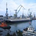 Ейский порт на треть увеличил перевалку мазута