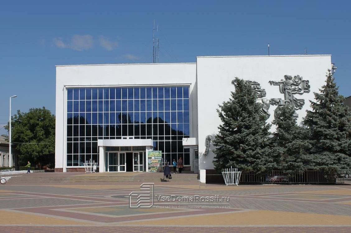 Фотоальбом №1 Архитектура Ейск