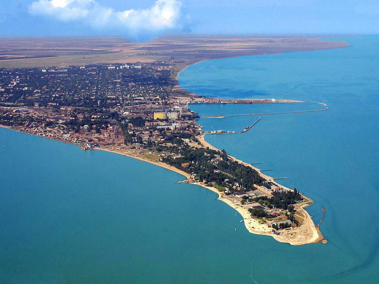 Фотоальбом №2 Виды на Азовское море
