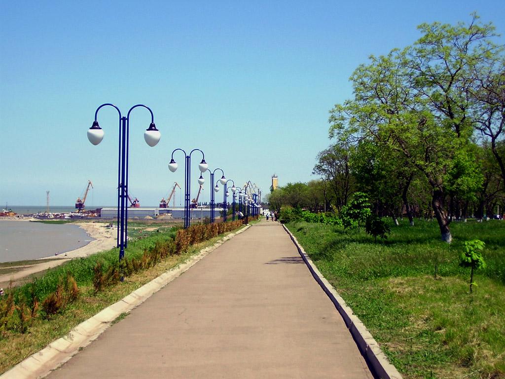 Фотоальбом №3 Виды города Ейска