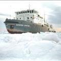 Ледокол Капитан Крутов сопроводит суда из порта Ейск в море