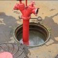 Неисправные пожарные гидранты в городе меняются на новые