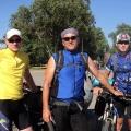 Велосипедисты объехали Азовское море