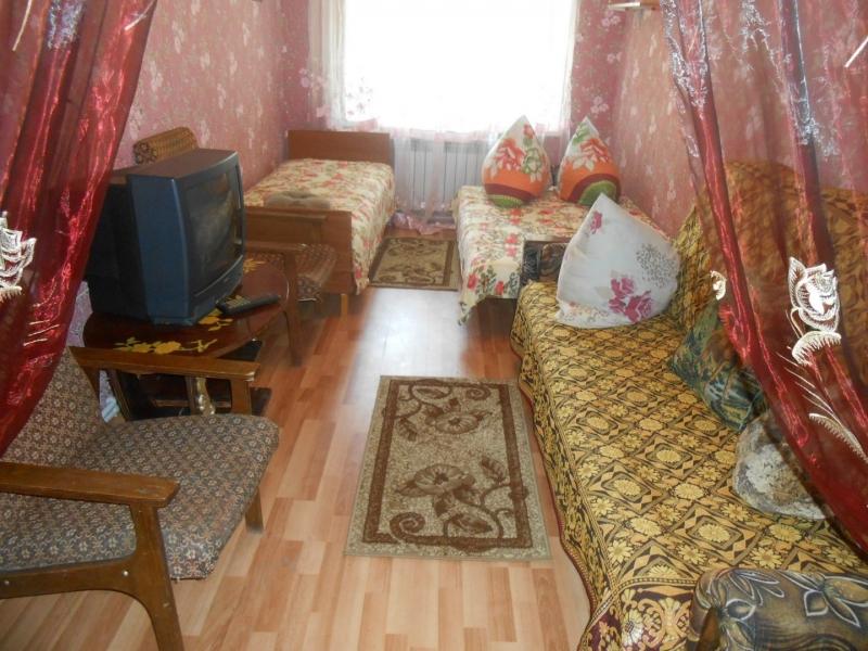 7-ми местный дом Вариант №24