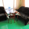 Домик с комнатами эконом класса вариант №70