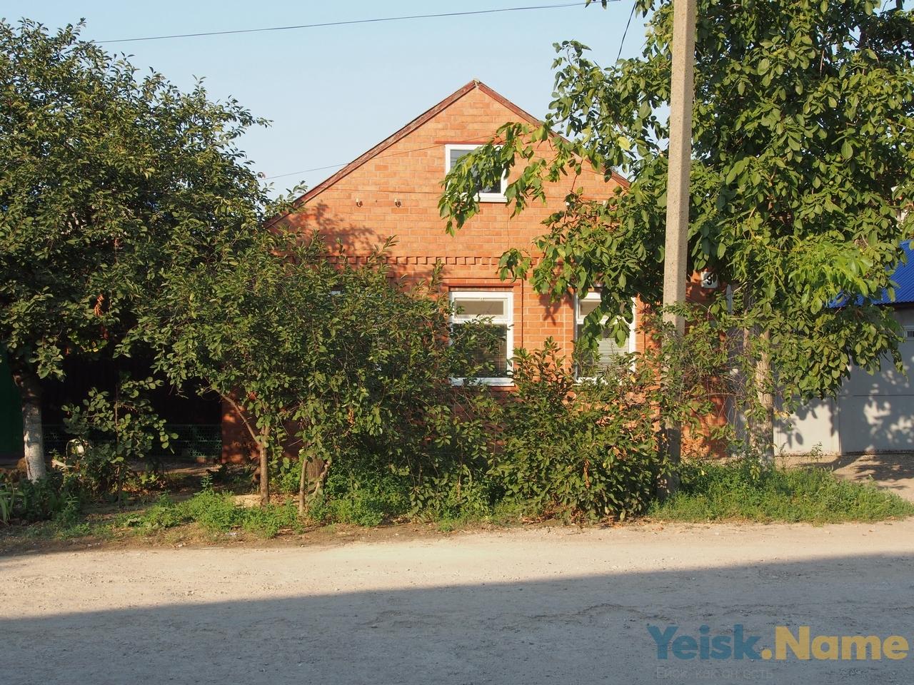 Дом под ключ на ул. Морская и Чапаева Вар.№17