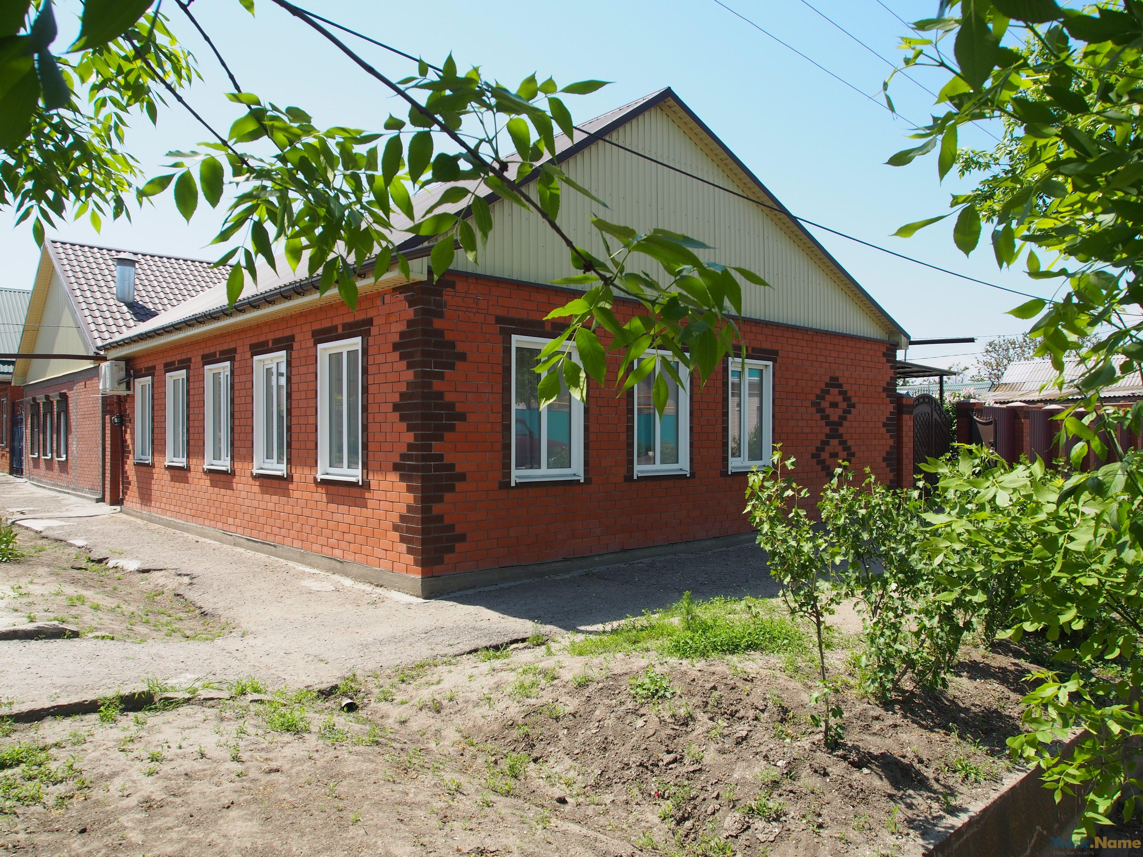 Дом на ул Морской Вариант №34