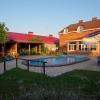 Гостевой дом с бассейном Вариант №7