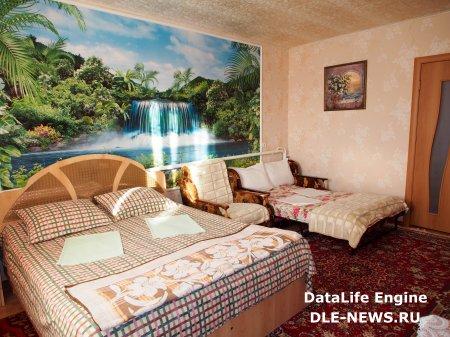 Частная гостиница на ул. Морская и Победы Вариант №8