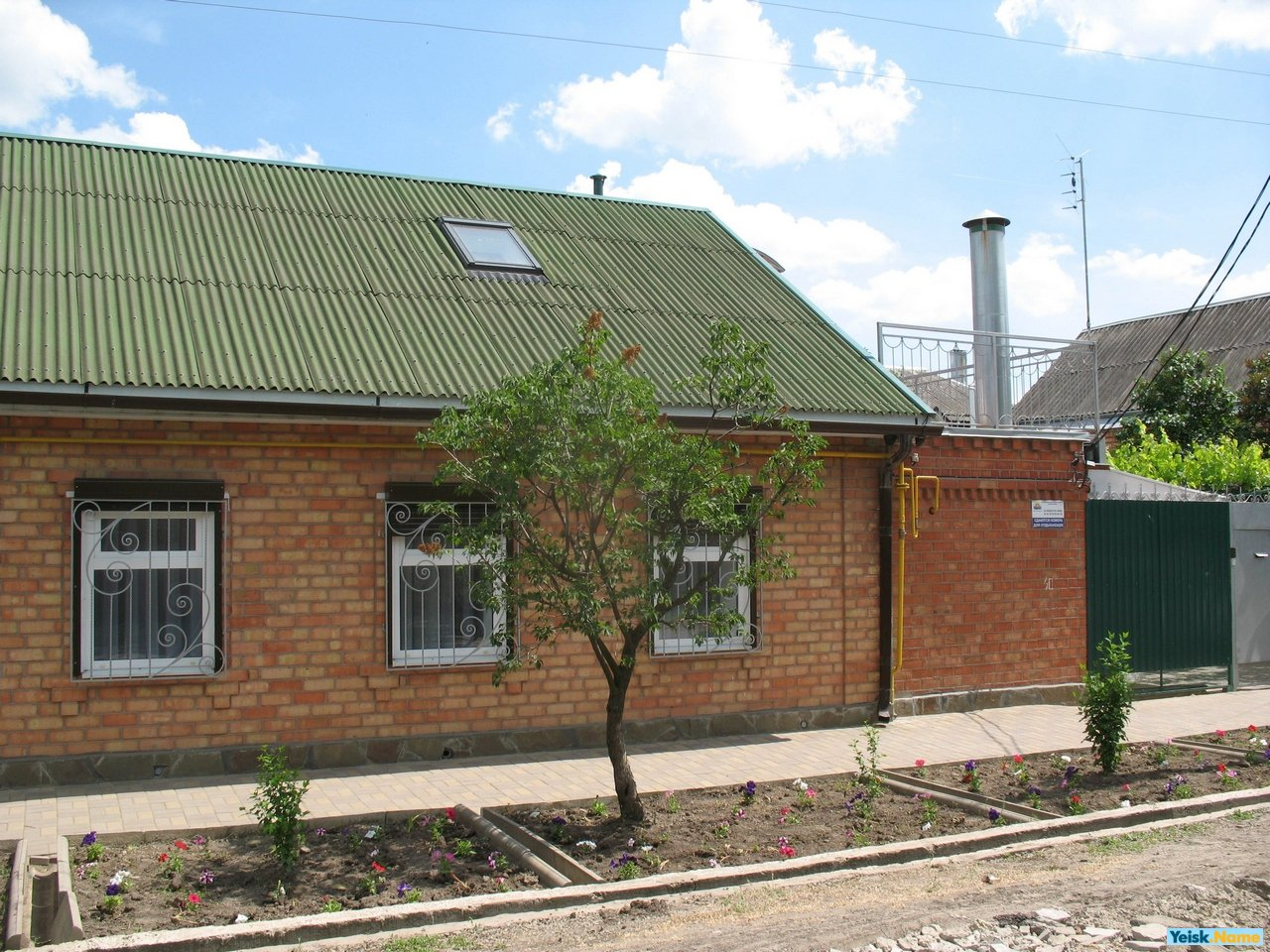 Дом на ул. Морская и Свердлова Вариант №58
