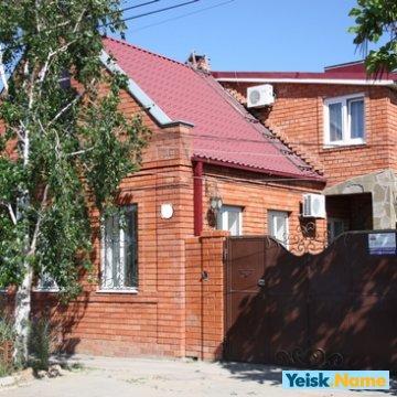 Дом на ул. Шмидта. Вариант №52