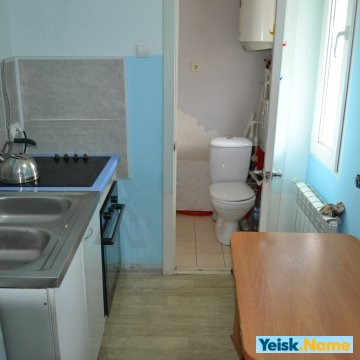 Домик 2 комнаты Вариант №74