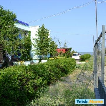База отдыха на ул. Пляжная Вариант №1