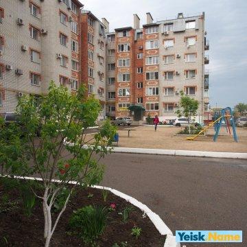 Двухкомнатная квартира на ул. Калинина 73/4 Вариант № 18