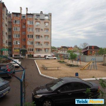 Однокомнатная квартира  на ул. Калинина 73/4, 1-й этаж Вариант № 13
