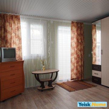 Двухкомнатный домик Вариант №93