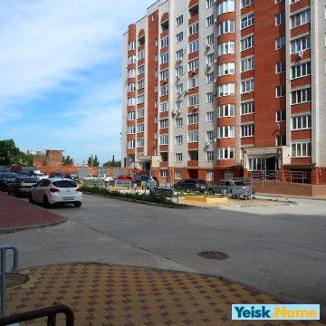 Однокомнатная квартира на ул. Энгельса 21-1 корпус Вариант № 11