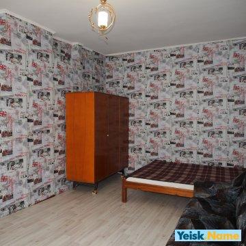 Домик из двух комнат на ул. Ниж.-САД. Вариант №115