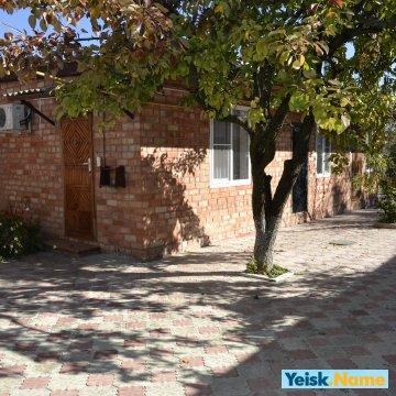 Дом из двух изолированных комнат на ул. Пушкина Вариант №126
