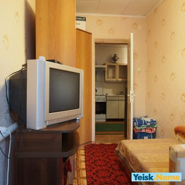 Дом под на у.Калинина из двух изолированных комнат Вариант №131