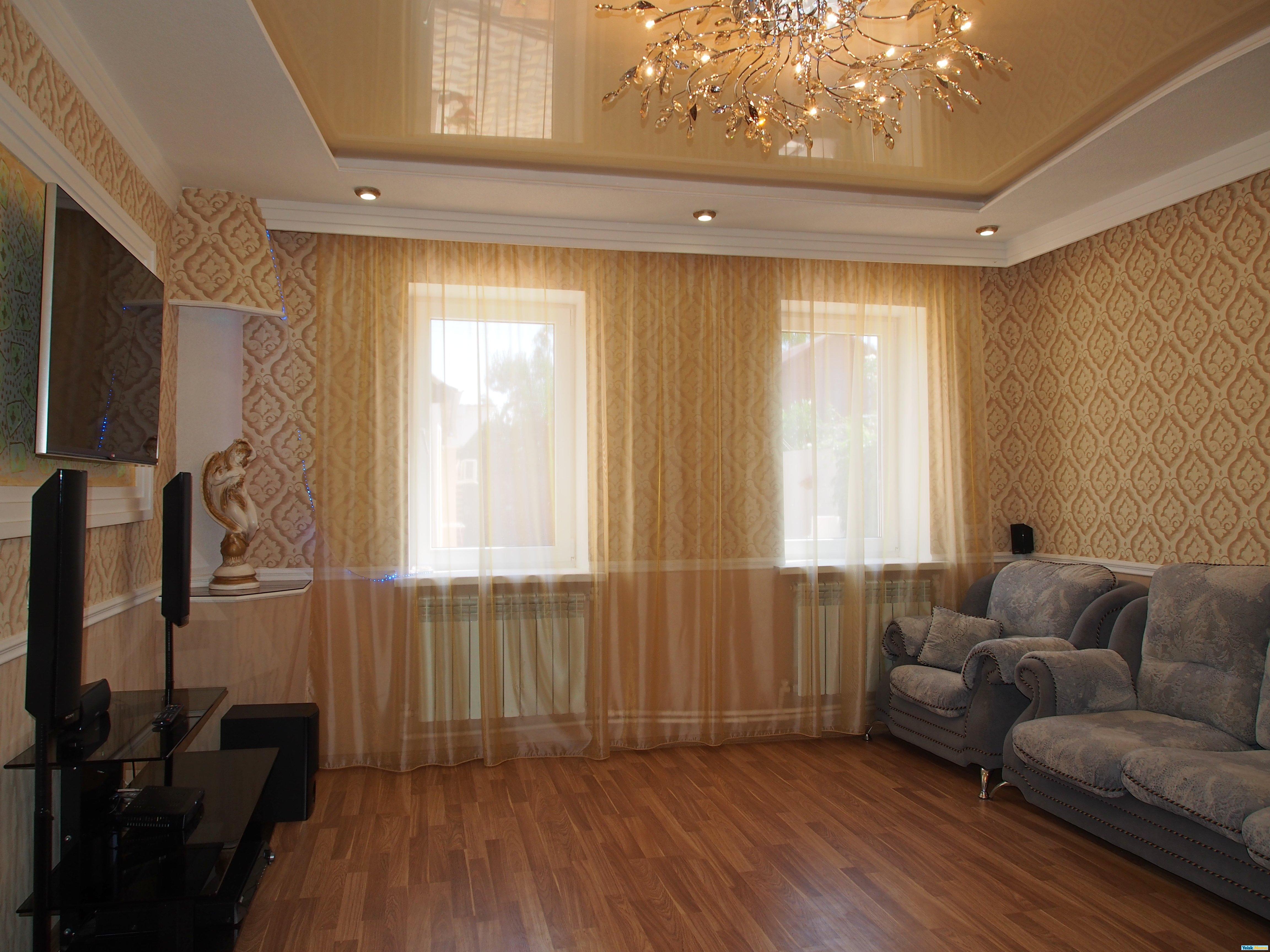 Дом под ключ на ул.Первомайская Вариант №136