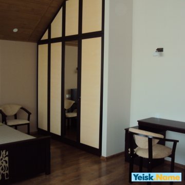 Второй этаж двухэтажного дома Вариант №169