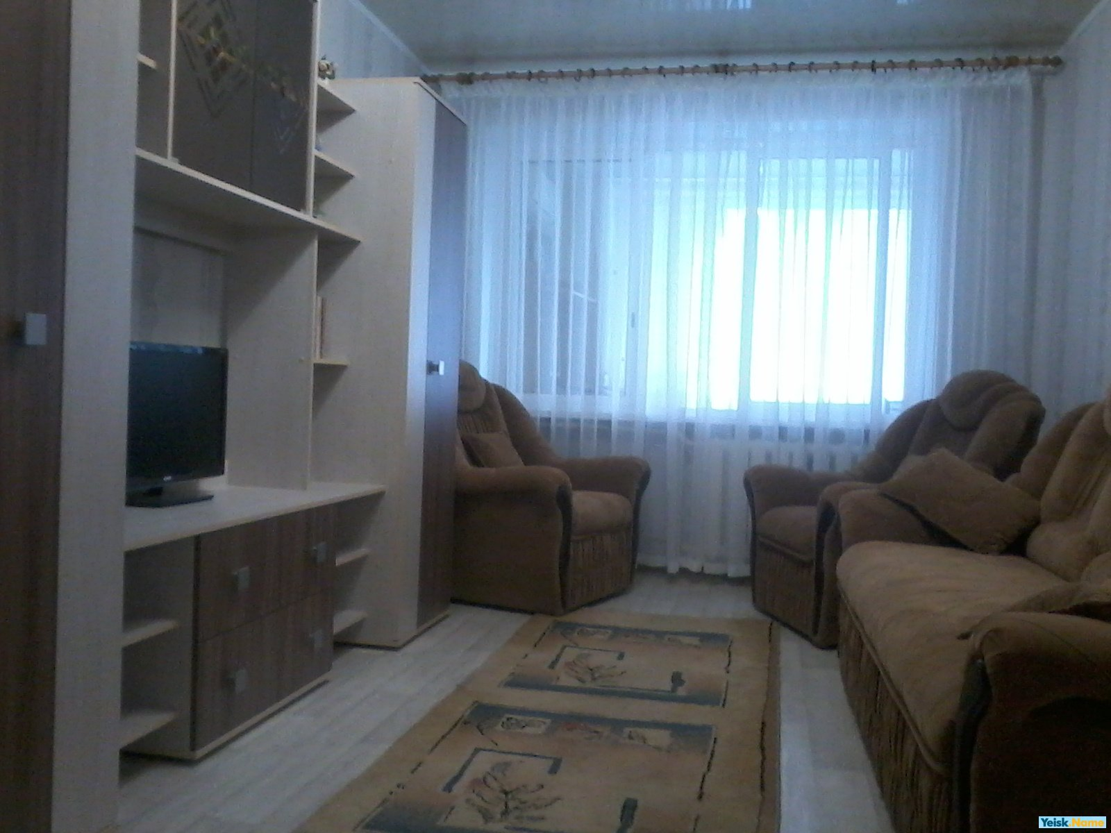 Однокомнатная квартира на ул.Седина Вариант №50