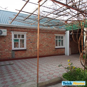 Домик под ключ на ул.Чапаева и ул.Шмидта Вариант №143
