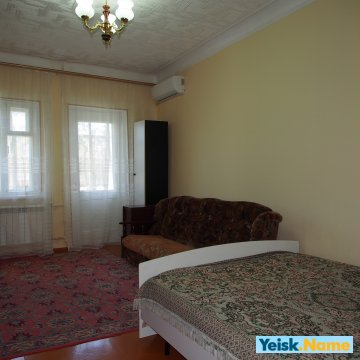 Двухкомнатная квартира на ул.Советов Вариант № 51