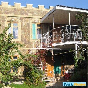 Гостиница на ул.Калинина Вариант № 4