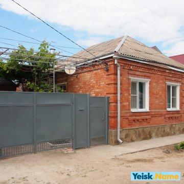Два дома в одном дворе Вариант №174