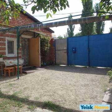 Дом из трех комнат на ул.Нижне-Садовая Вариант № 212