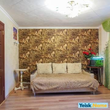 Дом из четырех изолированных комнат на ул.Калинина Вариант №204